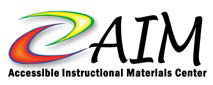 Accessible Instructional Materials Center logo