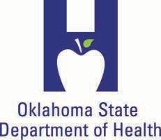 Oklahoma State Department of Health logo