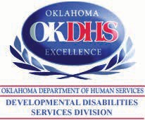 Oklahoma Developmental Disabilities Services Division logo