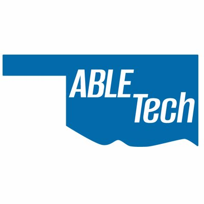 Oklahoma ABLE Tech logo